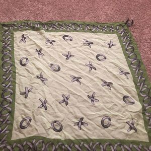 Authentic Palsma Picasso silk scarf
